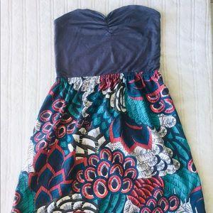 Roxy beautiful mini summer dress- sz sm